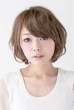 夏にぴったり!☆ゆるふわボブスタイル☆ Mimi Branche 谷垣 翔太郎のヘアスタイル