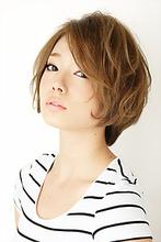 ニュアンスショート|Mimi Branche 小澤 丈のヘアスタイル