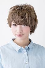 ラブリーショート Mimi Branche ☆ HARUYAのヘアスタイル