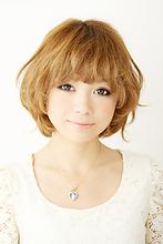 ゆるふわマッシュ|Mimi Branche コマヅカ ☆のヘアスタイル