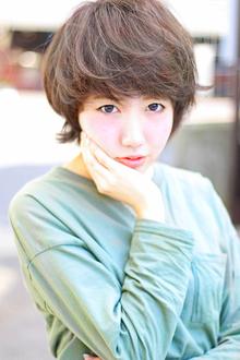 似合わせ大人ショート|Hair Design Annieのヘアスタイル