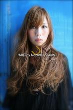 横浜美容室ラムデリカ.キクチ オススメ 透け感 ロングヘア|LUMDERICAのヘアスタイル