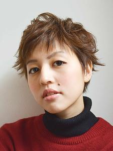 ショートスタイル|Helena tokyoのヘアスタイル
