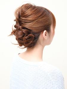 きっちりまとめstyle|ethicalのヘアスタイル