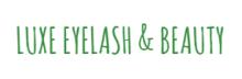 Luxe(eyelash & beauty) -Eyelash-  | リュクス アイラッシュアンドビューティー アイラッシュ  のロゴ