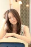潤い美髪、外国人風ナチュラルストレート☆