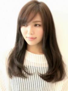 愛され美髪セミディ☆ Hair Lounge Le'vieのヘアスタイル