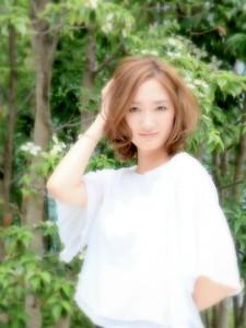 ゆるふわフェアリーボブディ☆ Hair Lounge Le'vieのヘアスタイル