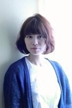 お手入れ簡単☆BOBパーマ☆|sofaのヘアスタイル