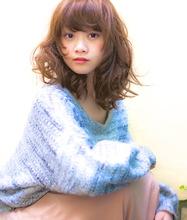 スィートシアーウェーブ☆|sofa 宮下 真代のヘアスタイル