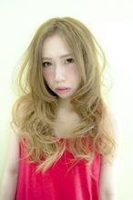 ★ガーリー☆ラフウェーブ★|sofa 宮下 真代のヘアスタイル
