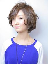 ショートボブ|RAPPORT HAIR 国領店のヘアスタイル