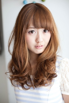 ★プレミアムコスメパーマ★モテ・愛されロング|HAIR&MAKE SeeK 八王子のヘアスタイル
