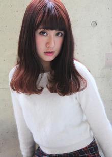 『巻きやすさ×ツヤ』ドールミディ|HAIR&MAKE SeeK 吉祥寺のヘアスタイル