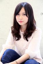 『大人カワイイ』肩下レイヤーカール|HAIR&MAKE SeeK 吉祥寺 田邊 伸夫のヘアスタイル