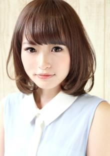 『のばしかけでも可愛い☆』セミディ|HAIR&MAKE SeeK 吉祥寺のヘアスタイル