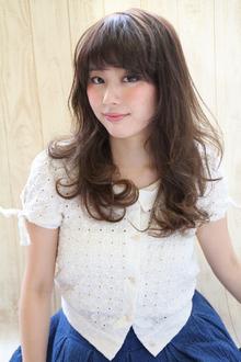 大人カワイイニュアンスカール|HAIR&MAKE SeeK 吉祥寺のヘアスタイル