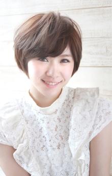 『初ショートの方にオススメ★』似合わせショート|HAIR&MAKE SeeK 吉祥寺のヘアスタイル