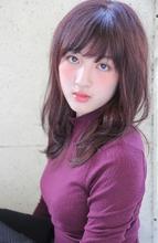 『ドーリィローズ×ゆるウェーブ』愛され艶カラー|HAIR&MAKE SeeK 吉祥寺 田邊 伸夫のヘアスタイル