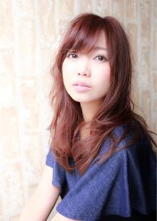 『大人女子系』ドーリィゆるおちウェーブロング|HAIR&MAKE SeeK 吉祥寺のヘアスタイル