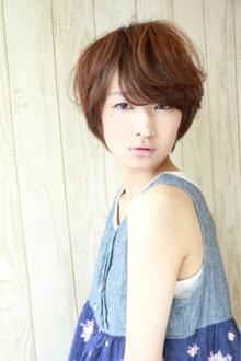 『大人かわいい☆』ショート|HAIR&MAKE SeeK 吉祥寺のヘアスタイル