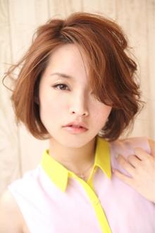 フェティッシュボブ|HAIR&MAKE SeeK 吉祥寺のヘアスタイル