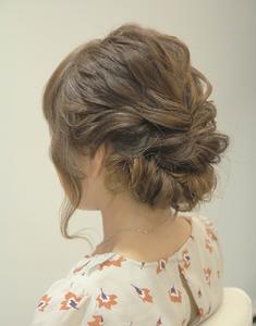 『大人カワイイ』ゆるウェーブアレンジ|HAIR&MAKE SeeK 吉祥寺のヘアスタイル