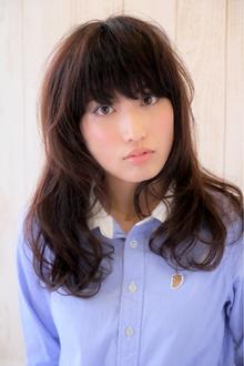 イノセントウェーブ|HAIR&MAKE SeeK 吉祥寺のヘアスタイル