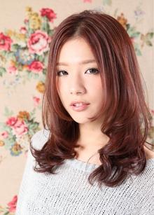 甘カール×惚れさせhair|HAIR&MAKE SeeK 吉祥寺のヘアスタイル