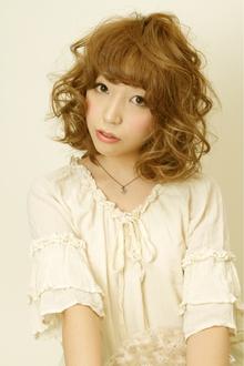 フレンチ×シフォンボブ|HAIR&MAKE SeeK 吉祥寺のヘアスタイル