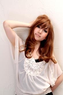 女らしく、美しく!甘×辛ボリューミーカール HAIR&MAKE SeeK 吉祥寺のヘアスタイル