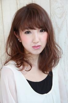 『ふわくしゃ』ゆるカール|HAIR&MAKE SeeK 吉祥寺のヘアスタイル