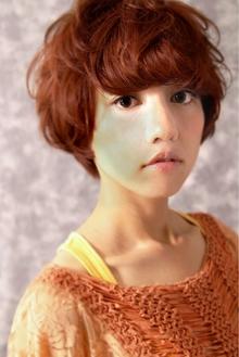 こっくりマッシュショート|HAIR&MAKE SeeK 吉祥寺のヘアスタイル
