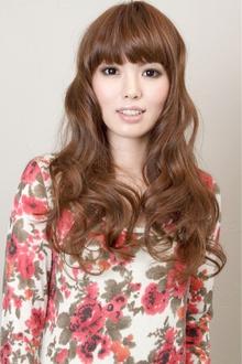 無敵スィートウェーブ|HAIR&MAKE SeeK 吉祥寺のヘアスタイル