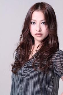 真夏の涼髪'ミックスリッジカール'|HAIR&MAKE SeeK 吉祥寺のヘアスタイル