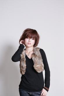 服と髪のスウィートな関係 HAIR&MAKE SeeK 吉祥寺のヘアスタイル