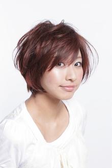 洗練された都会的なマニッシュヘア HAIR&MAKE SeeK 吉祥寺のヘアスタイル