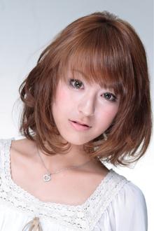 リラックスハニーボブ HAIR&MAKE SeeK 吉祥寺のヘアスタイル