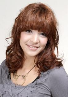 スウィートフェミニンカール|HAIR&MAKE SeeK 吉祥寺のヘアスタイル
