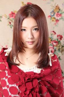強い瞳×クールフェミニン|HAIR&MAKE SeeK 吉祥寺のヘアスタイル