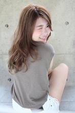 女の子らしい色っぽヘア Hair&Make arsのヘアスタイル