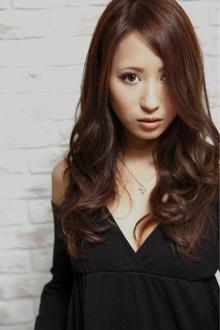 艶感UP大人カラー×女濃度UPスタイル|Hair&Make arsのヘアスタイル