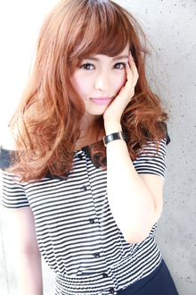 上品で華やかなガーリースタイル|Hair&Make arsのヘアスタイル
