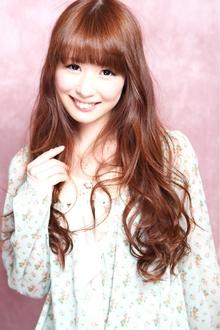 女の子らしい可愛いロング♪|Hair&Make arsのヘアスタイル