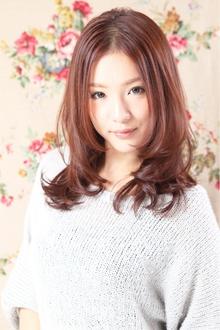 可愛い×大人っぽい ゆるふわミディアムstyle|Hair&Make arsのヘアスタイル