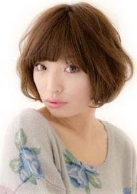 『ストリートで1番かわいくなれる HAIR BOOK』雑誌掲載スタイル