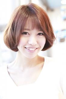 ナチュかわカール ショートスタイル Hair&Make arsのヘアスタイル