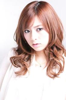 愛されカジュアルパーマ|Hair&Make arsのヘアスタイル