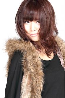 美髪カラー×抜け感のある ゆるふわstyle|Hair&make arsのヘアスタイル