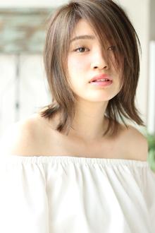 ボブ×外ハネ|Hair&Make arsのヘアスタイル